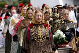 Puig d'en Valls festeja a lo grande