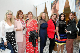 Isabel Guarch presenta 'Vents' en el Iberostar Grand Hotel, de Portals Nous