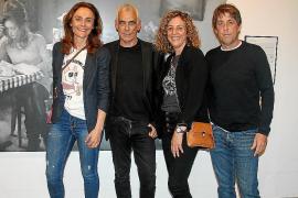Xisca Coll, Pep Girbent, Sílvia Lladó y Xisco Arbona.