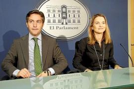El PP felicita a Bauzá por los 'ajustes' y lanza una reforma fiscal que no afecta a las rentas altas
