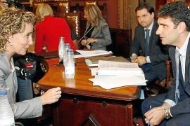 Cort pedirá al Consell las competencias urbanísticas rechazadas por Calvo