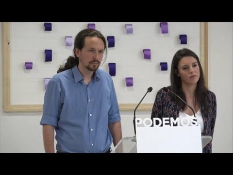 Iglesias y Montero preguntarán a las bases si han de dejar sus cargos en Podemos tras la polémica del chalé