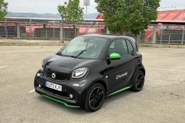 Nuevo Smart Fortwo eléctrico