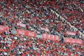 El Mallorca sortea 350 entradas para el partido de vuelta en Miranda