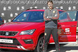 SEAT, patrocinador de la Selección Española de Fútbol