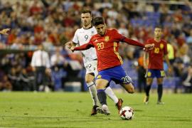 Marco Asensio, segundo jugador mallorquín en un Mundial