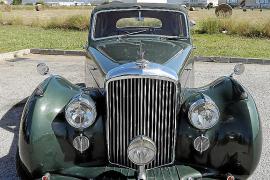 Bentley Mark VI, fuerte y lujoso