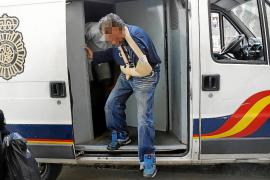 Detenido en Palma cuando asaltaba a una taxista amenazándola con una botella rota