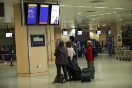 El tráfico aéreo europeo con Mallorca, afectado por la huelga general en Francia