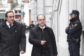 Llarena deniega la libertad provisional a Rull y Turull al ver potenciado el riesgo de reiteración delictiva