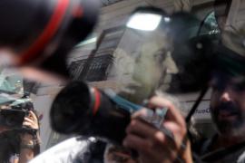 La Guardia Civil detiene a Eduardo Zaplana