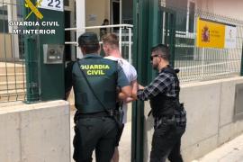 Detenidos cuatro británicos por el incendio en un hotel de Magaluf