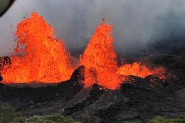 El Kilauea convierte Hawái en un infierno de lava y gases tóxicos