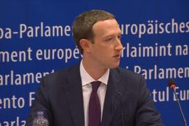 Zuckerberg pide disculpas a los europeos y asegura que actuará para acabar con el mal uso de Facebook