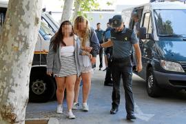 En libertad los cuatro británicos detenidos por un incendio en un hotel de Magaluf