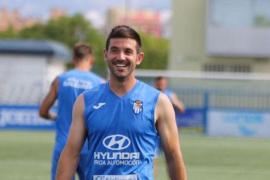 Biel Guasp renueva su contrato con el Atlético Baleares