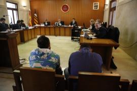 Dos acusados de siete asaltos en Costa den Blanes niegan ser los autores