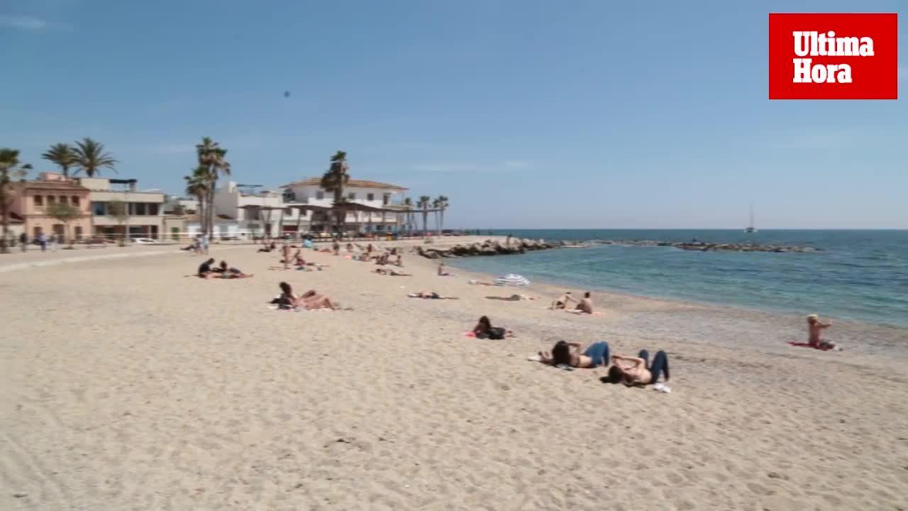 Alarma en la costa de Mallorca por la llegada de nuevas carabelas portuguesas