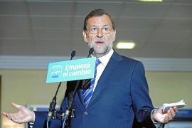 Rajoy pide a Zapatero que defienda ante la UE la solvencia de España