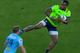 La brutal patada en la cara que impresiona al rugby