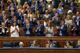 Los Presupuestos superan la segunda tanda de votaciones en el Congreso con el apoyo del PNV