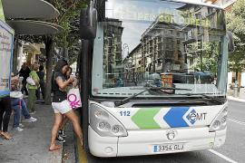 La EMT, condenada a pagar 21.000 euros a una pasajera que se cayó tras un frenazo