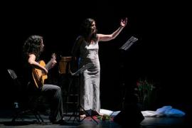 El Casal Solleric acoge el espectáculo 'Una paraula Grega'