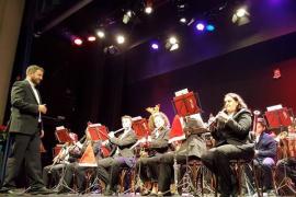 La Banda de Música de Calvià ofrece un Concierto de Primavera en Sa Societat