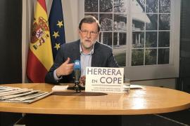 Rajoy dice que está «animado y con ganas» para presentarse a la reelección