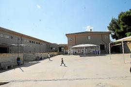 La calefacción del colegio de Magaluf lleva 8 meses averiada