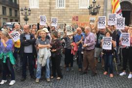 Grupo de apoyo a Valtonyc: «Que no sea uno más es responsabilidad también de las instituciones europeas»