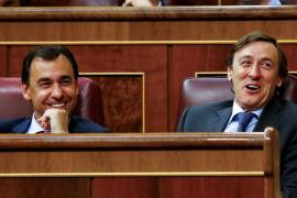 Rafael Hernando y Fernando Martínez-Maíllo