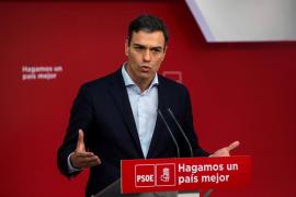 El PSOE reúne apoyos para presentar una moción de censura a Rajoy