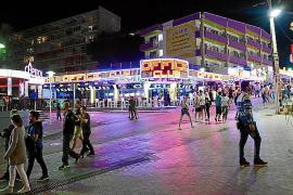 Movilizaciones contra la prostitución y el tráfico de drogas en Punta Ballena