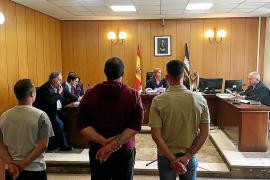 Condenados por atracar una gasolinera de s'Aranjassa con un bate de béisbol