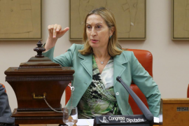 La Mesa del Congreso admitirá el lunes o el martes la moción de censura