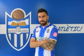 Adrián Hernández: «El Atlético Baleares es un club al que siempre apetece venir»