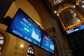 Desplome del Ibex 35 y alzas en la prima de riesgo ante la incertidumbre política