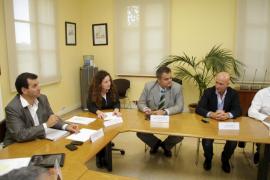 Los alcaldes de Llevant exigen a Company que defienda el convenio ferroviario