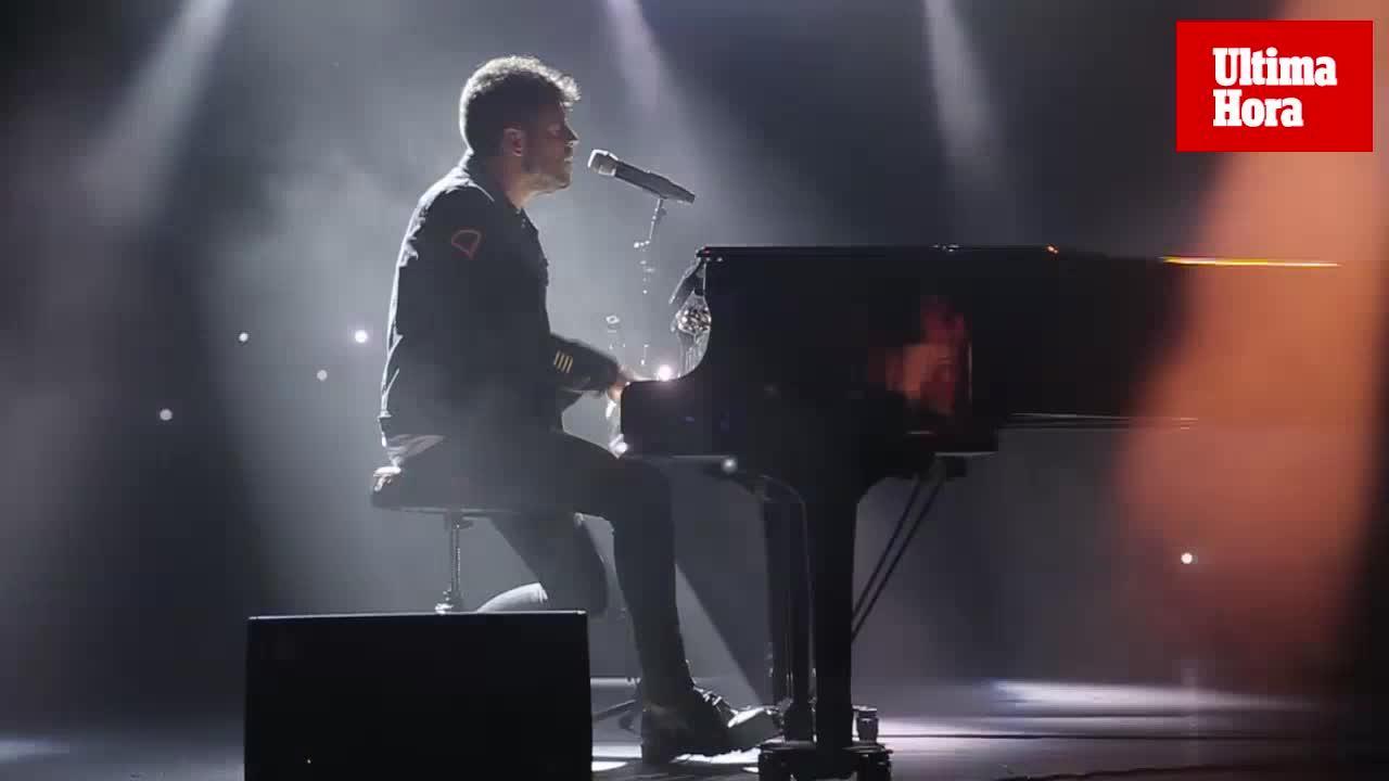 Pablo López recala en Trui Teatre con las canciones de su tercer disco
