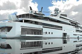 Álvaro Aparicio, diseñador mallorquín de superyates, proyecta una revolucionaria embarcación de lujo