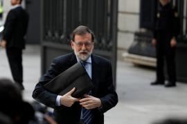 Rajoy asegura que ha pedido perdón «hasta la saciedad» por el caso Gürtel: «Por lo menos en dos ocasiones»