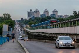 El Metro de Kiev reanuda su funcionamiento normal tras descartarse la presencia de bombas