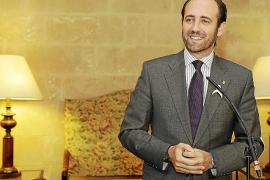 «Todo son ventajas para Balears con el corredor mediterráneo», dice Bauzá