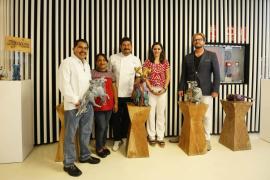 Las obras que inspiraron 'Coco' se exponen en Ushuaïa Beach Hotel