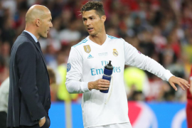 Cristiano Ronaldo insinúa una posible salida del Madrid tras el partido