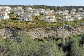 La urbanización fantasma de s'Estany d'en Mas, cuatro años sin soluciones