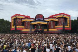 Dos jóvenes mueren en un festival de música al sur de Inglaterra
