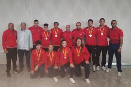 Balears destaca en el nacional Sub 21 y cadete de taekwondo