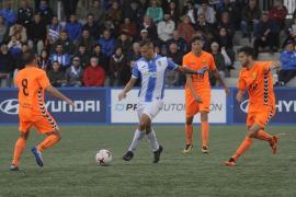 Guillem Vallori renueva con el Atlético Baleares